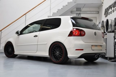 Heckansatz VW Golf 5 R32-Look