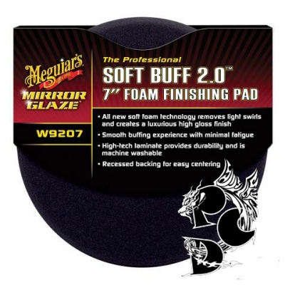Meguiars Soft Buff 2.0 Finishing Pad