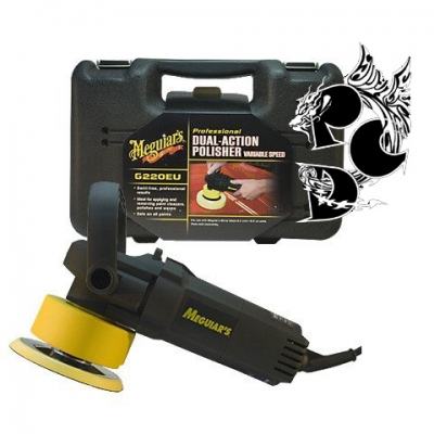 Meguiars Poliermaschine Dual Action Polisher
