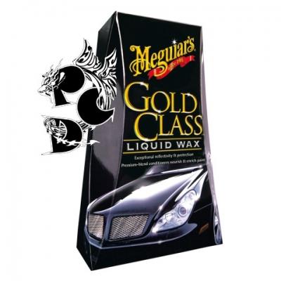 Meguiars Gold Class Carnauba Plus Premium Wachs