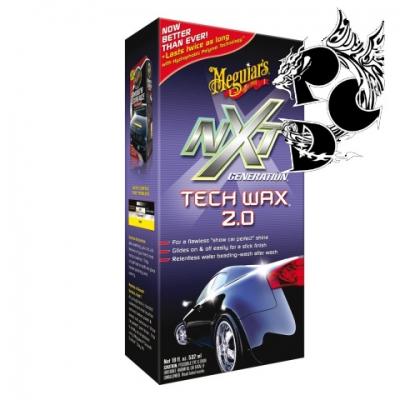 Meguiars NXT Tech Wax 2.0