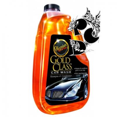 Meguiars Gold Class Autoshampoo Car Wash Shampoo