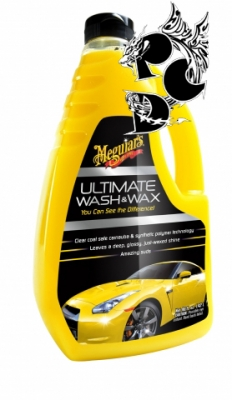 Meguiars Autoshampoo Ultimate Wash and Wax Shampoo