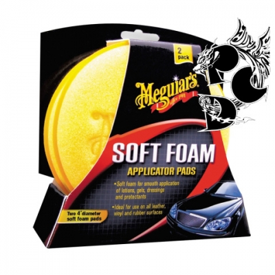 Meguiars Gold Class High Tech Applicator Pad (2er Pack)