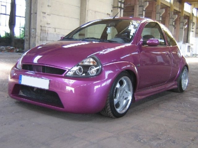 Wide-Bodykit Ford Ka Bullet
