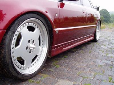 Seitenschweller Audi A8 D2 RS