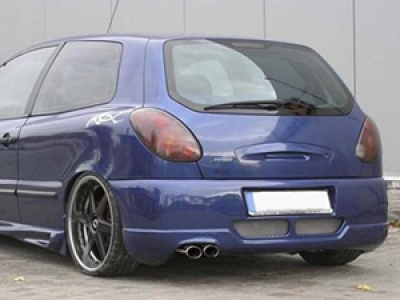 Heckschürze Fiat Bravo RX