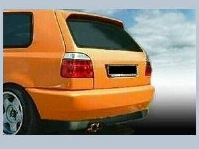 Heckschürze VW Golf 3 Clean ohne Kennzeichen