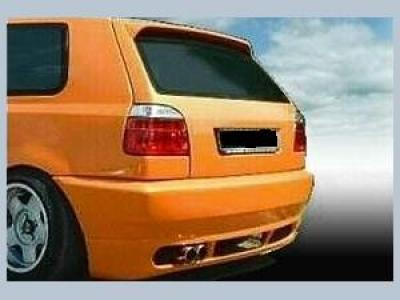 Heckschürze VW Golf 3 RS ohne Kennzeichen