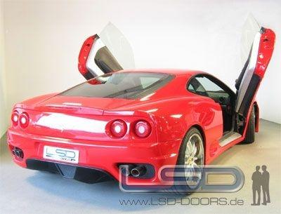 Flügeltüren LSD Ferrari F360 Modena