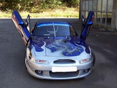 Flügeltüren LSD Mazda MX5 NA