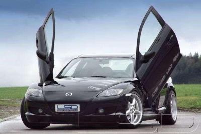 Flügeltüren LSD Mazda RX8