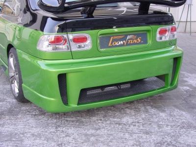 Heckschürze Honda Civic 92-95 Coupe Streetfighter2