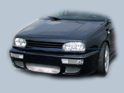 Frontschürze VW Vento RS mit Blinker aus ABS