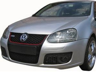 Frontschürze VW Golf 5 GTI-Look aus ABS