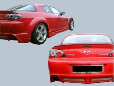 Heckansatz Mazda RX8 GT-1
