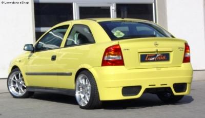 Heckschürze Opel Astra G Lim. F-Style