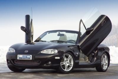 Flügeltüren LSD Mazda MX5 NC