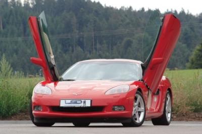 Flügeltüren LSD Chevrolet Corvette C6