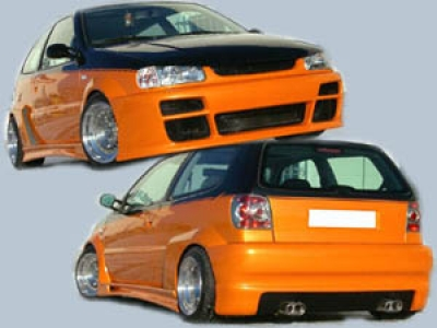 Wide-Bodykit VW Polo 6N Streetfighter