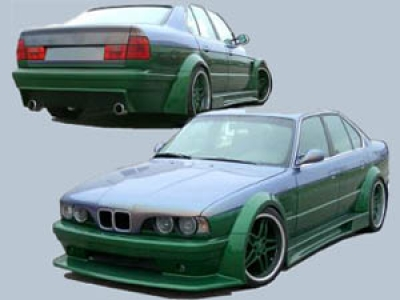 Wide-Bodykit BMW E34 Streetfighter