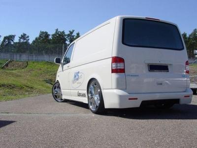 Heckschürze VW T5 Edition V1