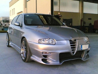 Frontschürze Alfa Romeo 147 Agressor