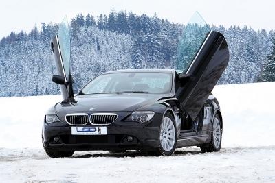 Flügeltüren LSD BMW E63 / E64
