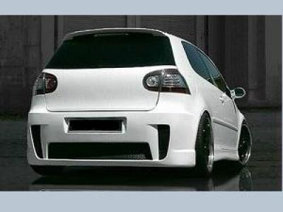 Heckschürze VW Golf 5 Streetfighter 2