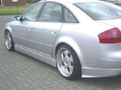 Seitenschweller Audi A6 4B GT-Street