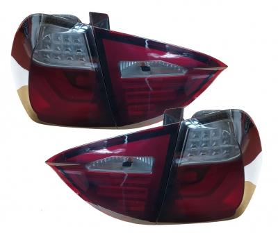 Lightbar Led Rückleuchten rot rauch BMW E91 3er Touring 05-08