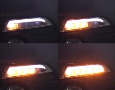 dynamischer LED Frontblinker Standlicht VW Scirocco 08-14 smoke