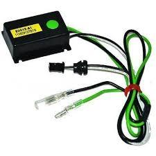 Steuerteil ED015-A1 für Sonar Scheinwerfer mit LED Standlicht Tagfahrlicht-Optik