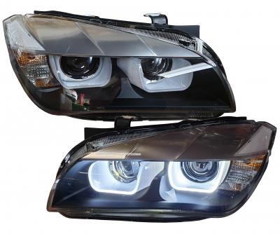 Xenon Scheinwerfer BMW X1 E84 Bj. 07/12-2014 Lightbar Tagfahrlicht