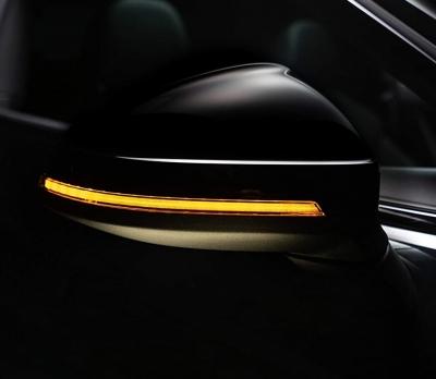 OSRAM Dynamischer LED Spiegelblinker Audi A3 8V Laufblinker BLACK-EDITION