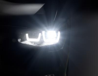 OSRAM LEDriving Voll-LED Scheinwerfer BMW F20 Bj. 11-15 schwarz