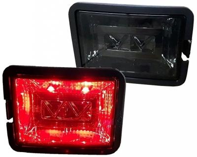 LED Nebelschlussleuchten schwarz VW T4 Bj. 1990-2003 Nebelschlusslicht smoke 2 Stück