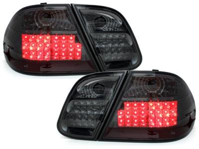 LED Rückleuchten Mercedes Benz CLK C208 06.97-02 smoke rauch