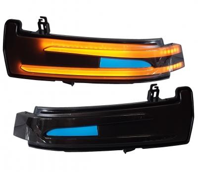 Dynamischer LED Spiegelblinker Mercedes Benz Laufblinker Blinker V1