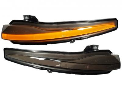 Dynamischer LED Spiegelblinker Mercedes Benz Laufblinker Blinker V2