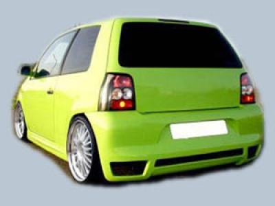 Heckschürze VW Lupo IN-Edition