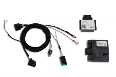 Komplettset active Sound inkl. Soundbooster VW Touareg 7P Var.2