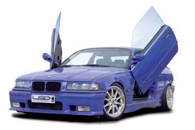 Flügeltüren LSD BMW E36 90-