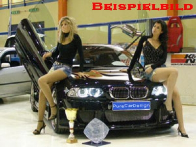 Flügeltüren LSD BMW E46 98-