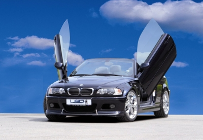 Flügeltüren LSD BMW E46 M3 Cabrio