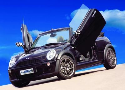 Flügeltüren LSD BMW Mini R50