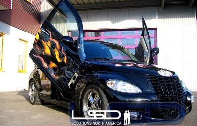 Flügeltüren LSD Chrysler PT Cruiser Cabrio