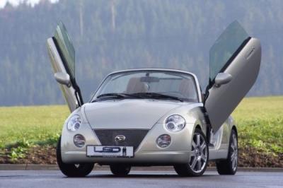 Flügeltüren LSD Daihatsu Copen