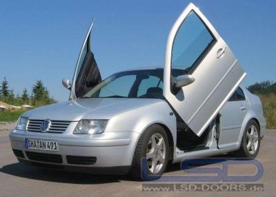 Flügeltüren LSD VW Bora