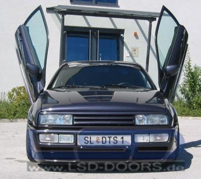 Flügeltüren LSD VW Corrado